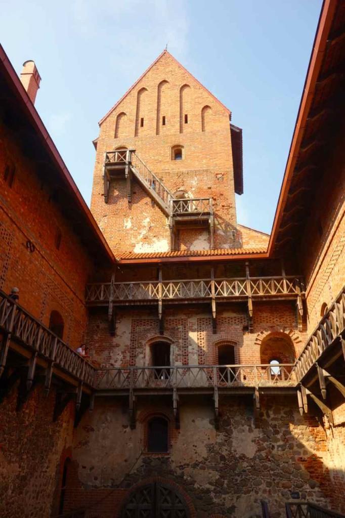 Litauen, Trakai mit Wasserschloss