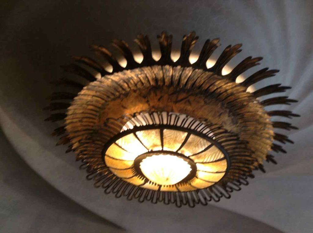 Casa Battlo Barcelona, Lampe