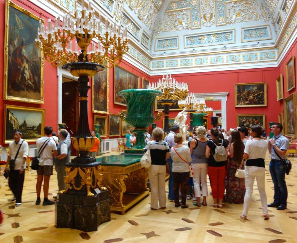 St. Petersburg Sehenswürdigkeiten, Eremitage