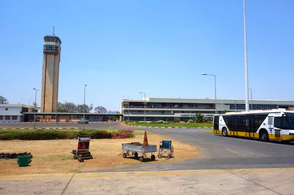Lilongwe, International Airport
