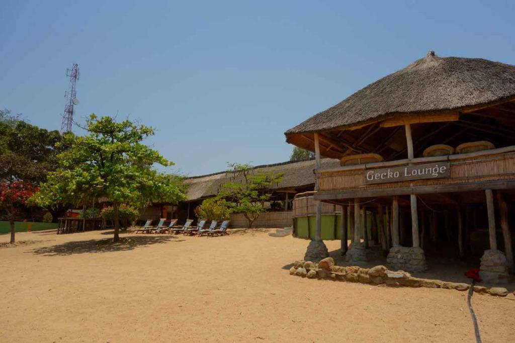 Malawi Cape Maclear, Gecko Lounge