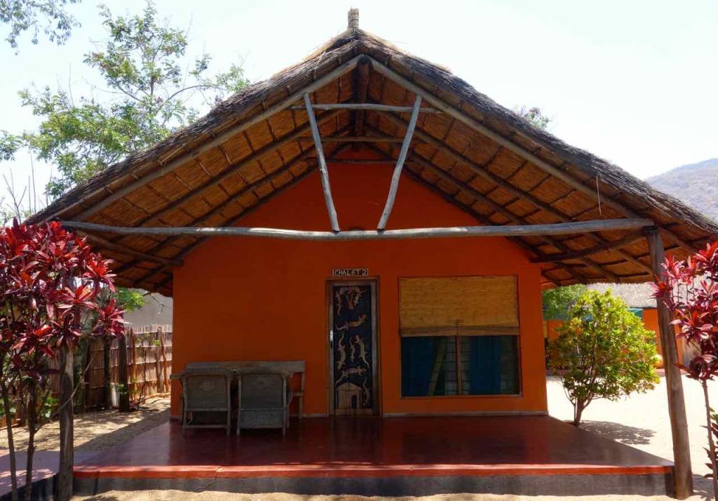 Malawi, Cape Maclear, Gecko Lounge