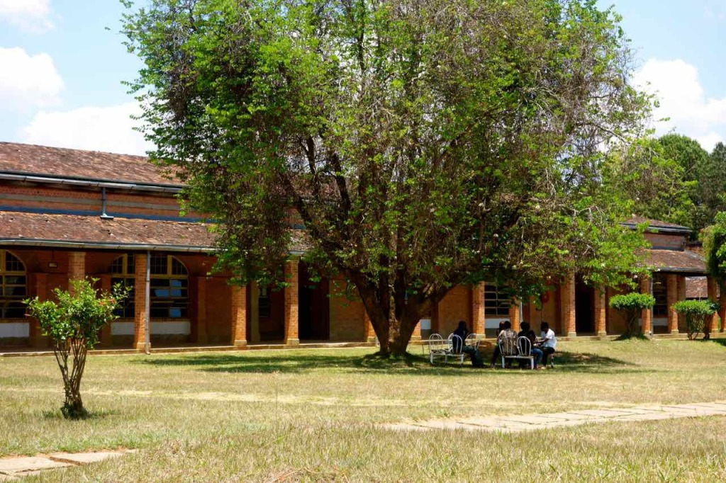 Malawi, Livingstonia, Campus der Universität 1