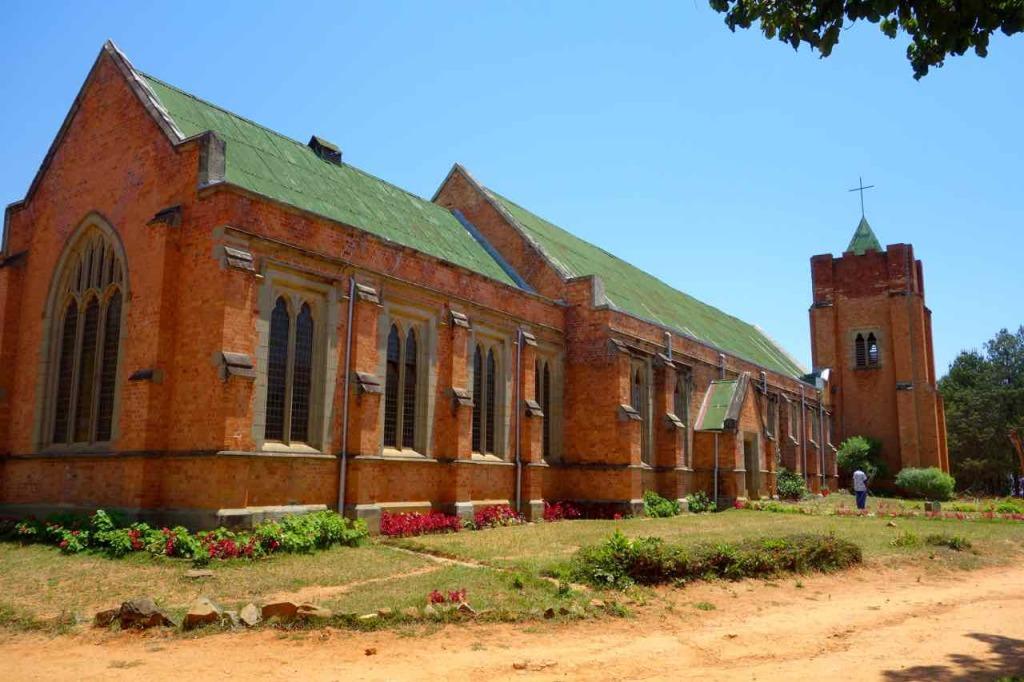 Malawi, Livingstonia, Kirche