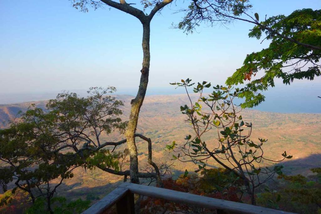Malawi, Mushroom Farm Ausblick Vom Bungalow
