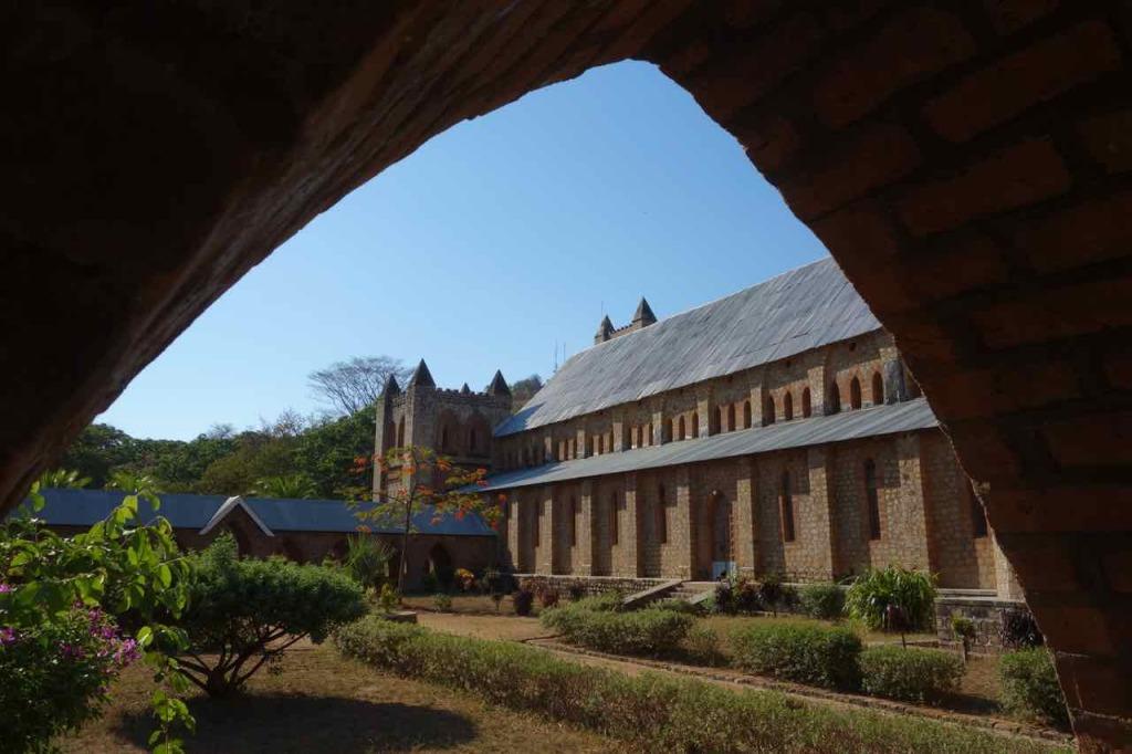 Malawi, Likoma Island, Kathedrale St. Peter
