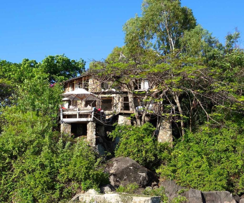 Malawi, Likoma Island, Kaya Mawa Lodge