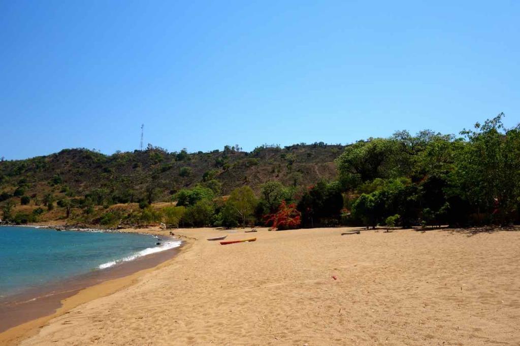 Malawi, Likoma Island, Mango Drift, Anlage, Totale