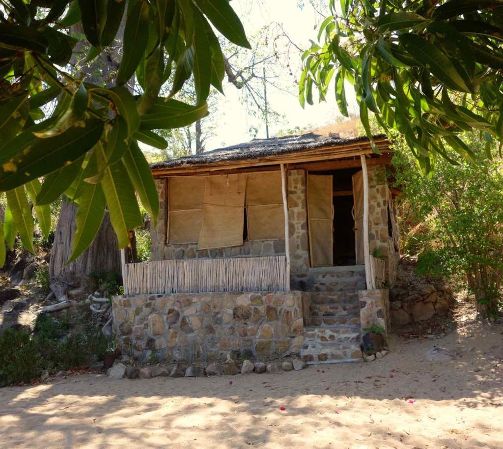 Malawi, Likoma, Mango Drift, Chalet