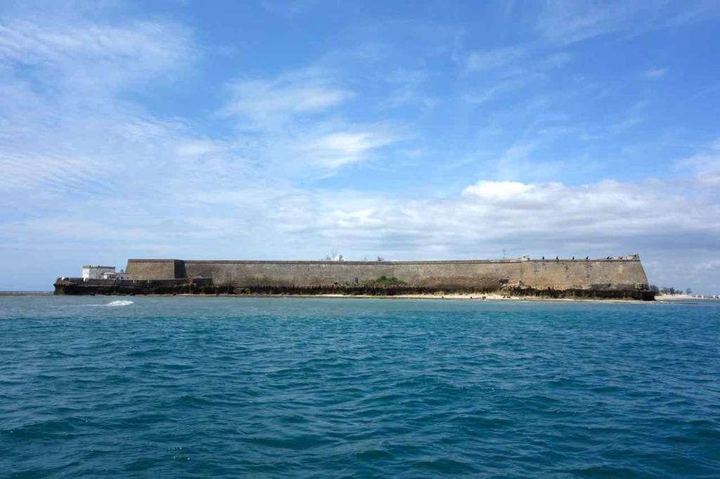 Mosambik, Ilha de Mosambik, Fort