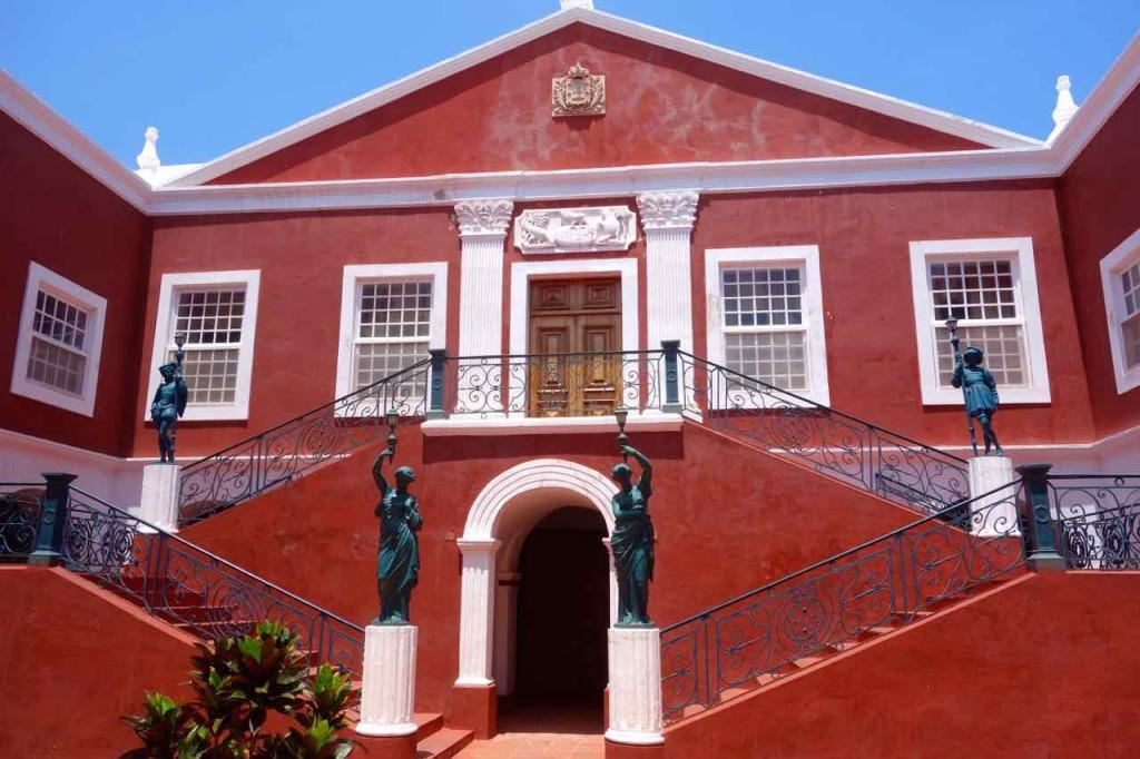 Mosambik, Ilha de Mosambik, Gouverneurspalast/Museum