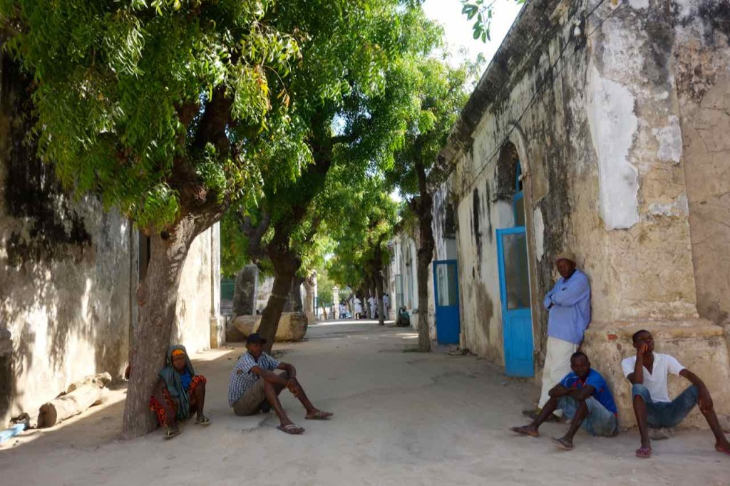 Mosambik, Ilha de Mosambik, Krankenhaus, Patienten
