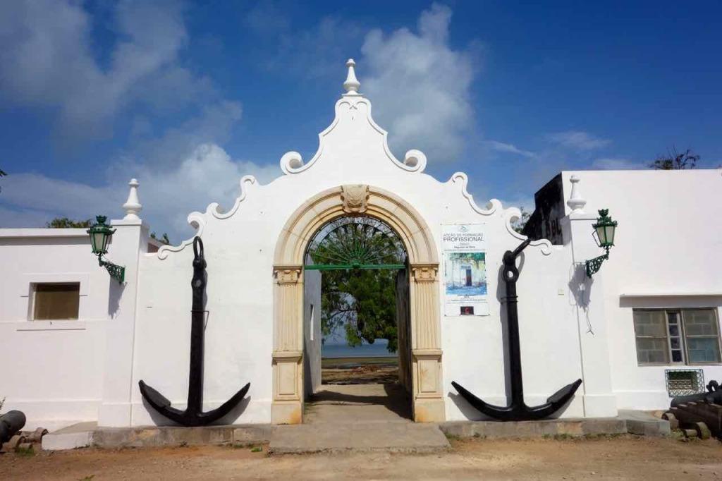 Mosambik, Ilha de Mosambik, Restaurierung
