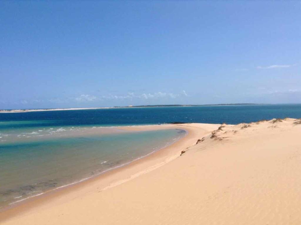 Mosambik, Bazaruto Island, Ausschnitt