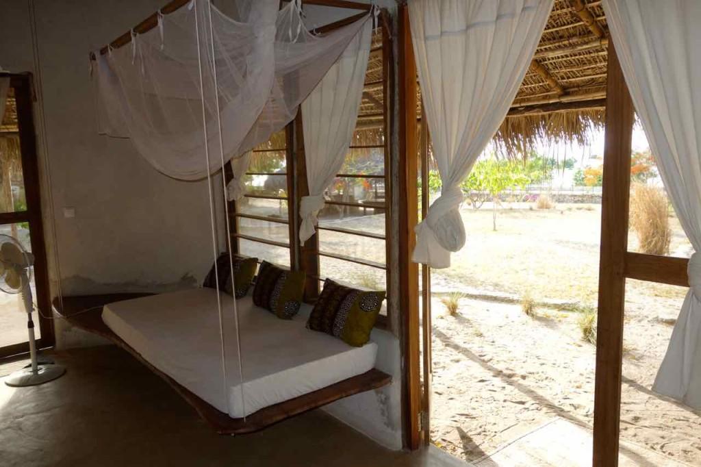 Mosambik, Ibo, Unterkunft Baobibo