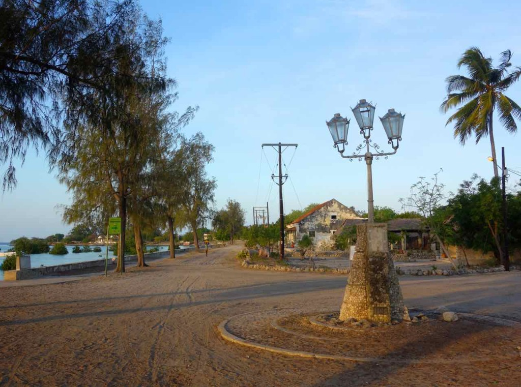 Mosambik, Ibo, Erster Eindruck…