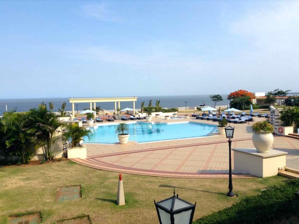 Mosambik, Maputo, Polana Serena Hotel