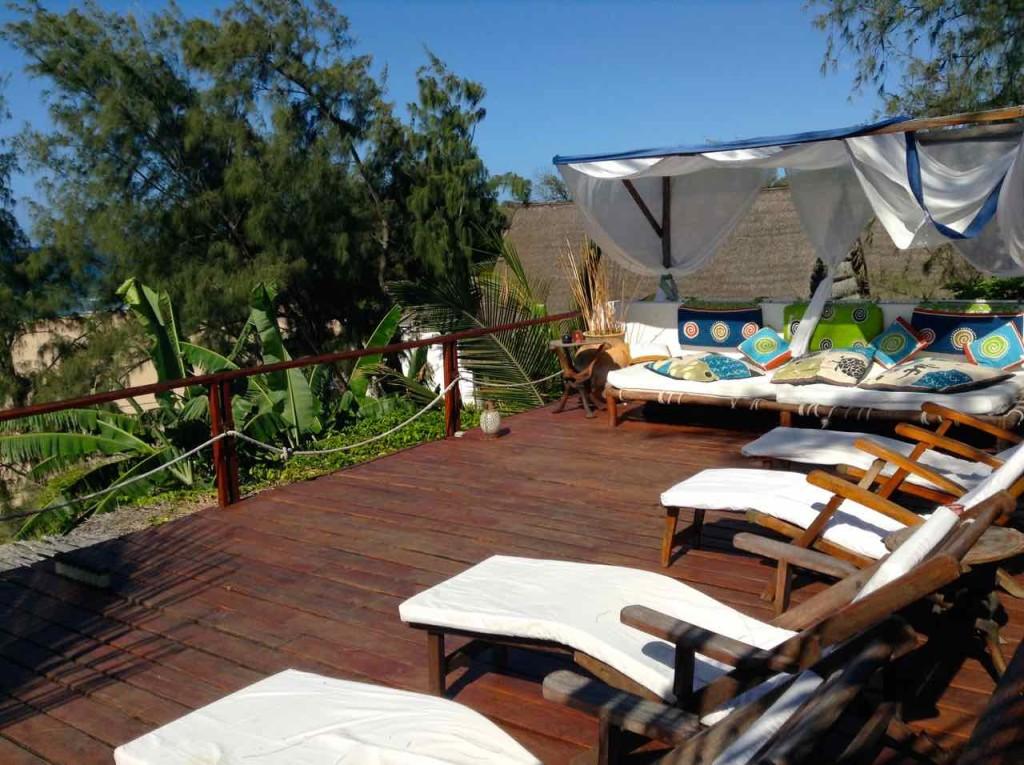 Tofo, Baia Sonambula Guest House