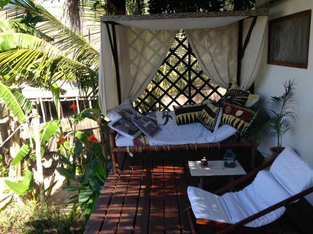 Mosambik, Tofo, Baia Sonambula Guest House