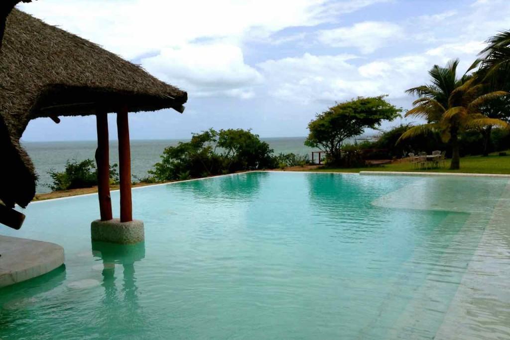Mosambik, Vilankulos, Bahia Mar Boutique Hotel
