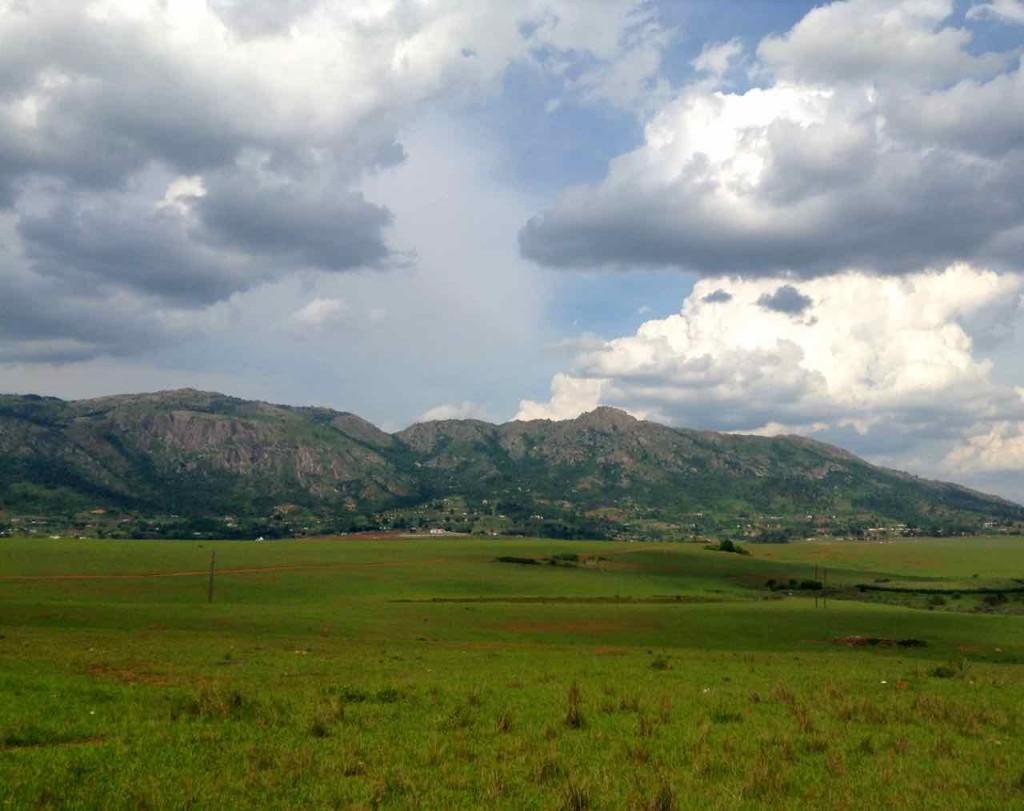 Königreich Swaziland, Landschaft