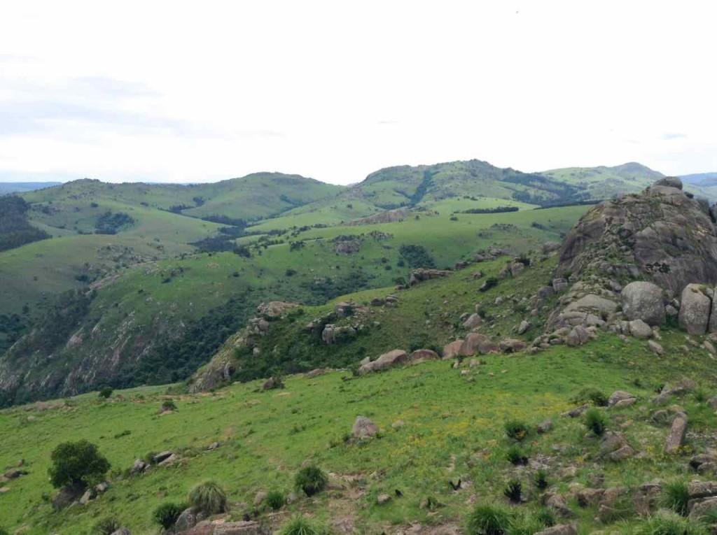 Swaziland, Trail vom Lidwala Backpacker