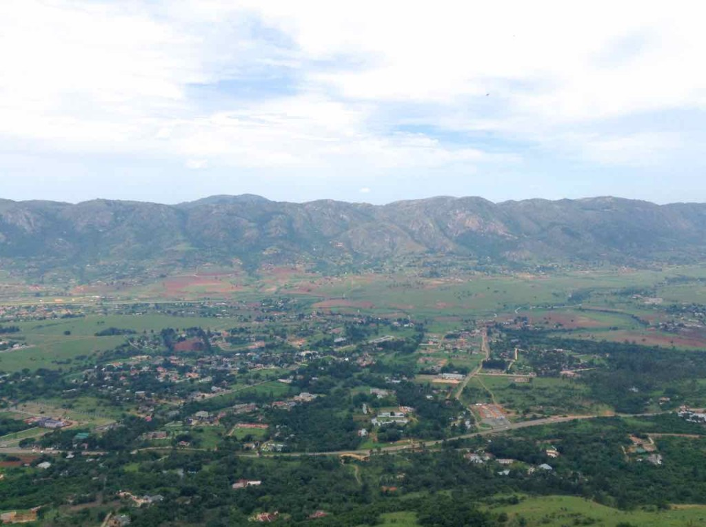 Königreich Swaziland, Trail vom Lidwala Backpacker 0
