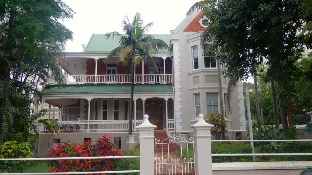 Südafrika Durban, Haus in Morningside