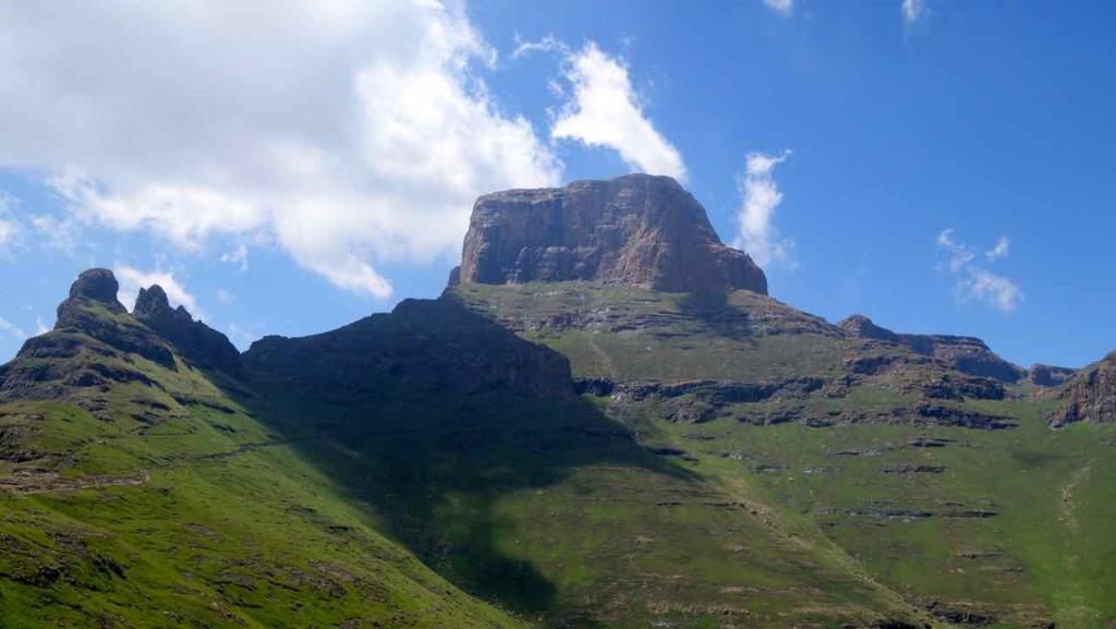 Südafrika, Northern Drakensberg