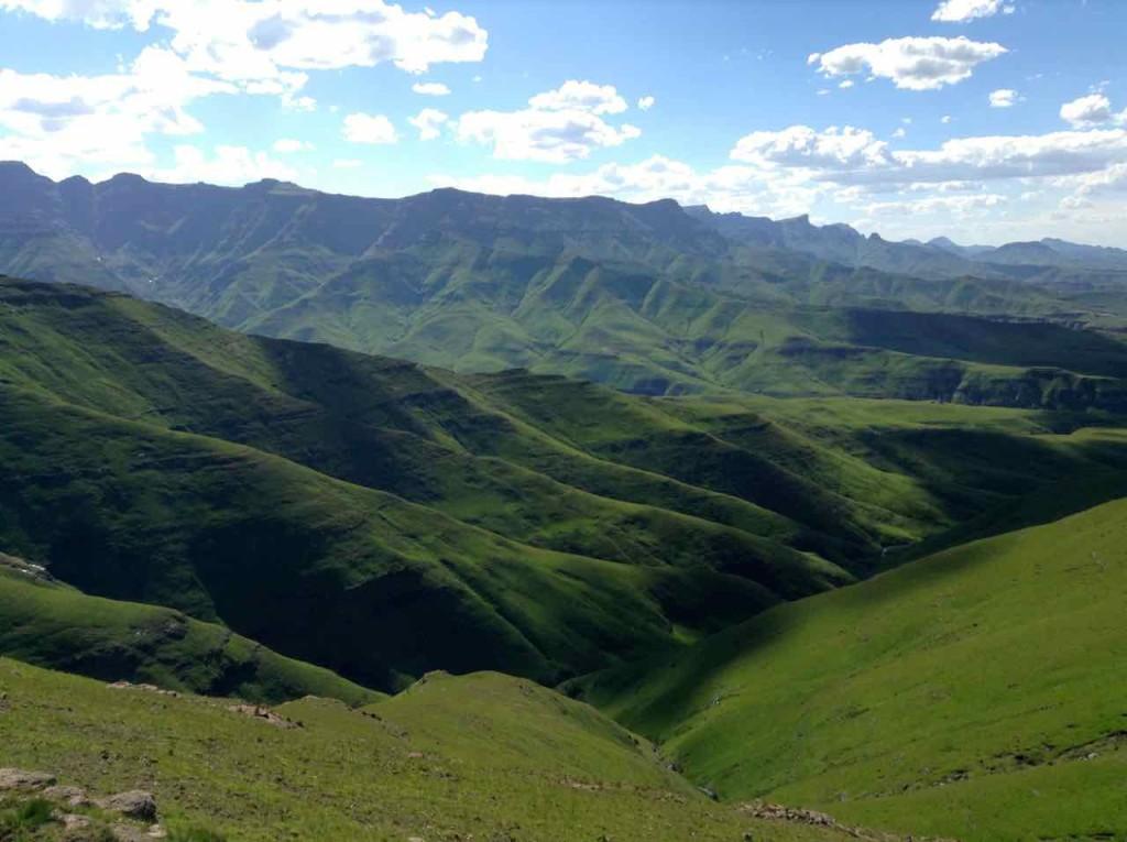 Südafrika, Northern Drakensberg 14