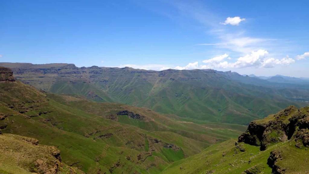 Südafrika, Northern Drakensberg 6