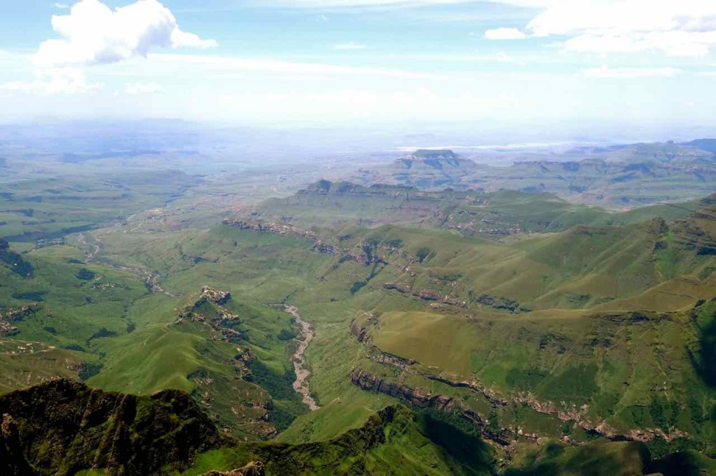 Südafrika, Northern Drakensberg 10