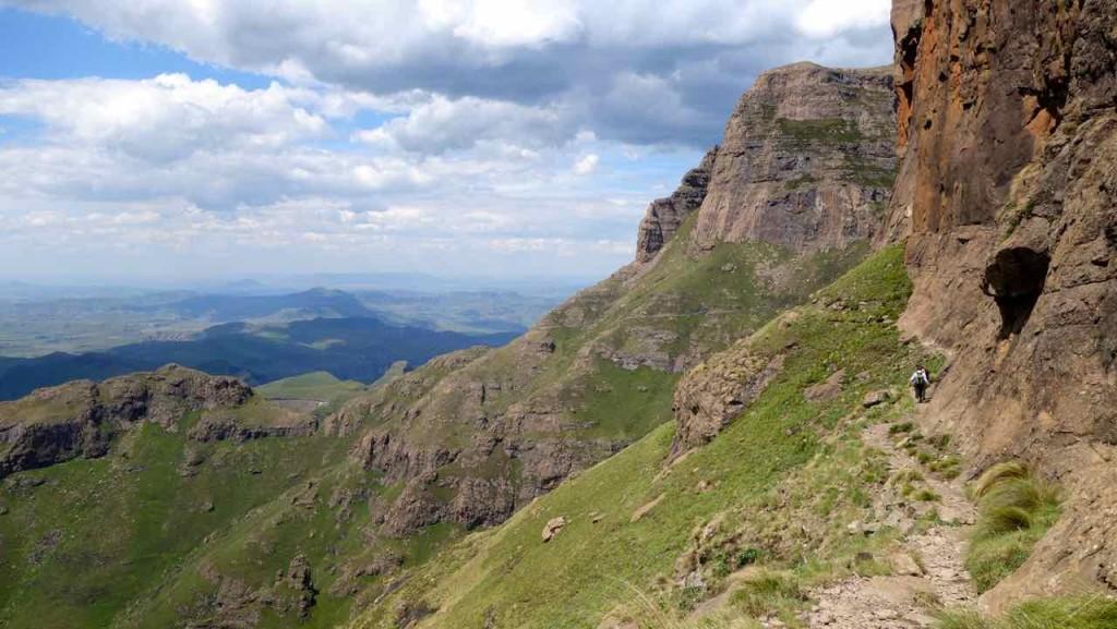 Südafrika: Northern Drakensberg Rückweg 3