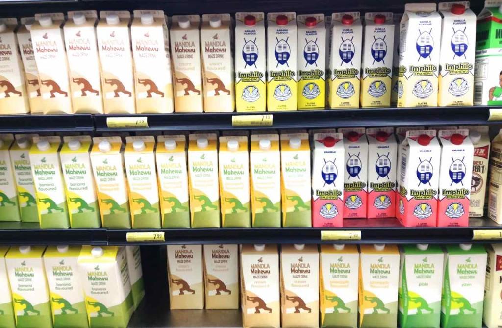Supermärkte in Afrika, Shoprite, Swaziland, Milch