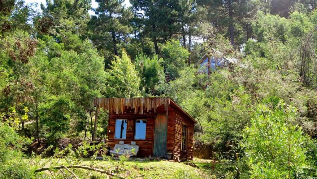 Hogsback, Hütte vom Terra Khaya
