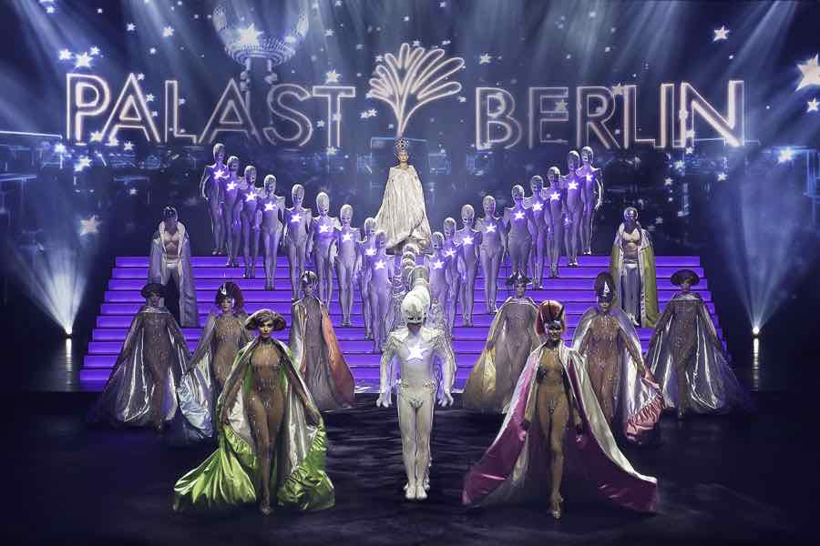 THE WYLD im Friedrichstadt-Palast Berlin, Foto: Tamás Hári