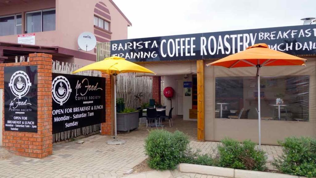 Jeffreys Bay, InFood Café