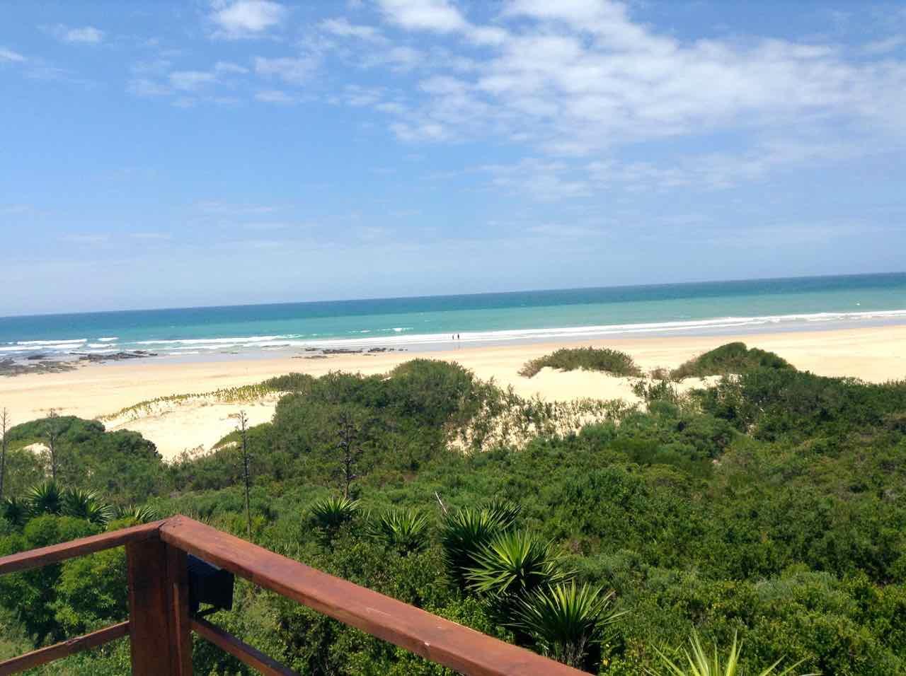 Jeffreys Bay, Island Vibe, Bungalow mit Strandblick