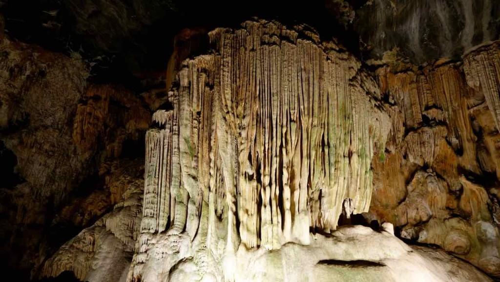 Südafrika, Oudtshoorn, Cango Caves, Detail 1