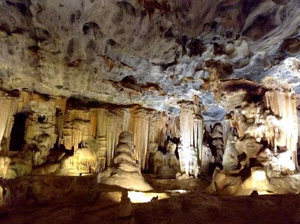 Südafrika, Oudtshoorn, Cango Caves, Halbtotale