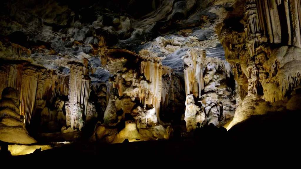 Südafrika, Oudtshoorn, Cango Caves, Totale