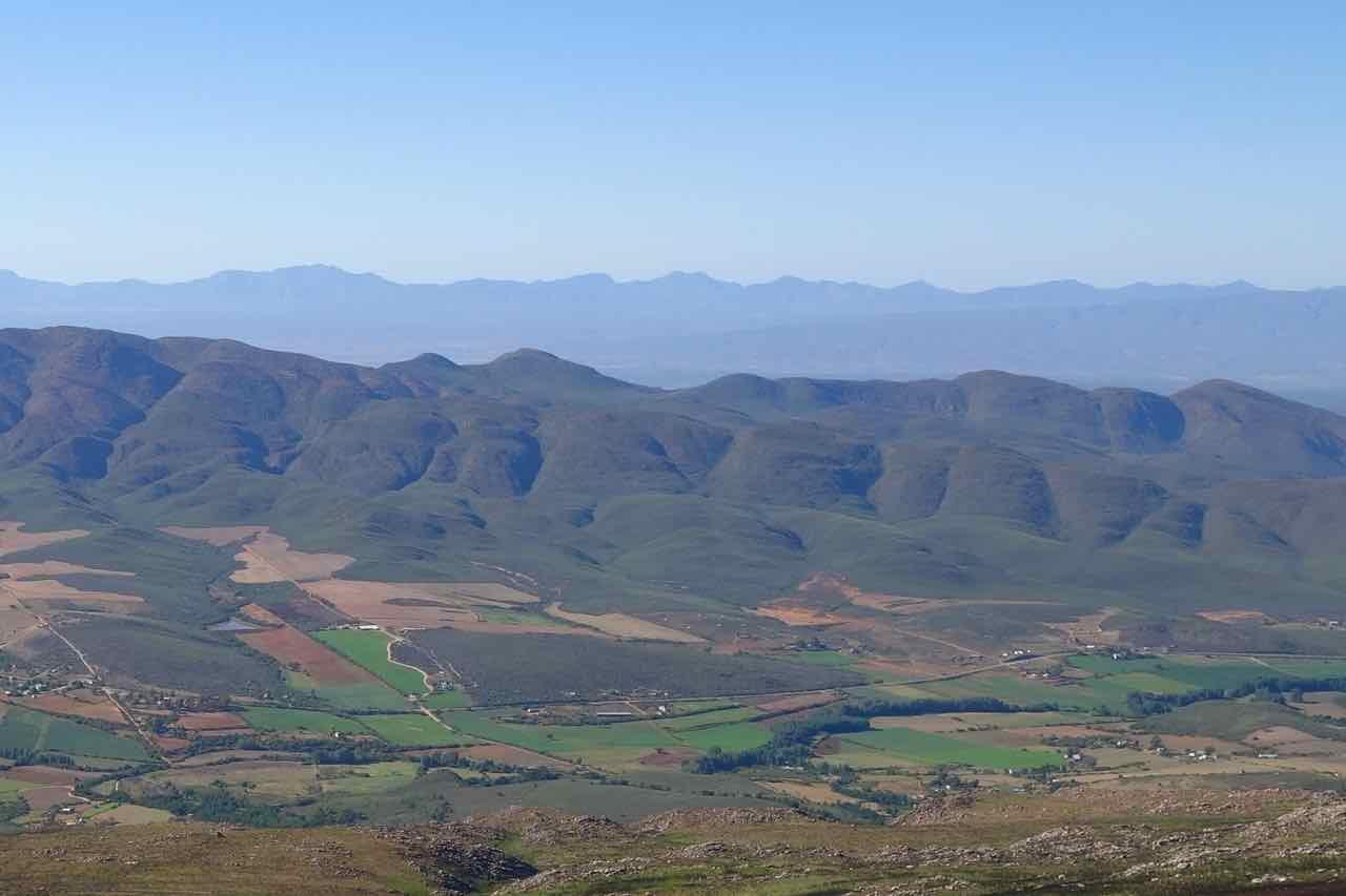 Südafrika, Oudtshoorn, Swartberg Pass, Ausschnitt 2 für Titelbild 1200x800