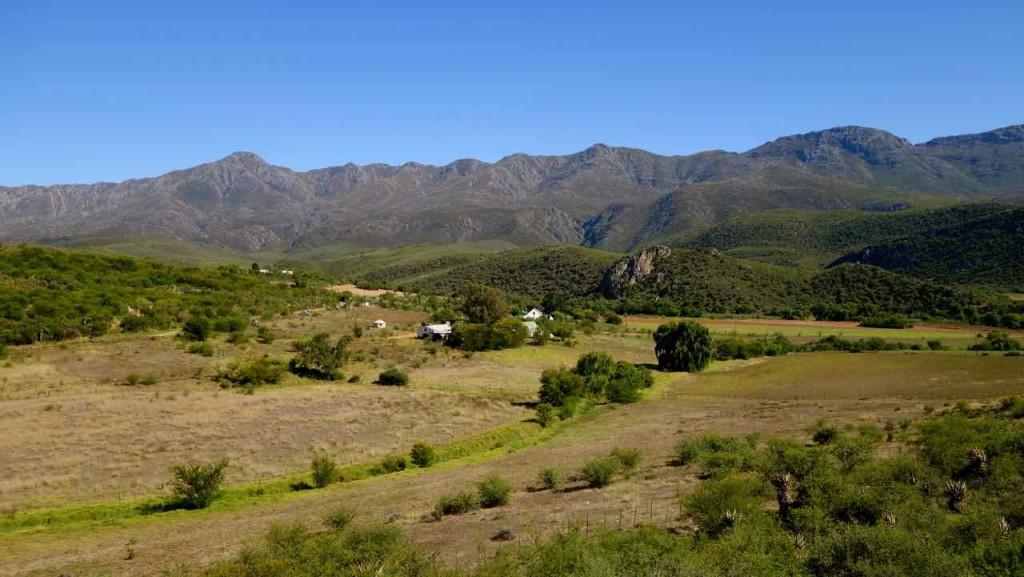 Südafrika, Oudtshoorn, Unterwegs zu den Cango Caves