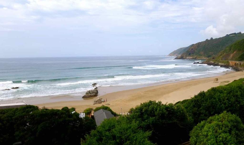 Südafrika, Wilderness, Blick vom Beach House