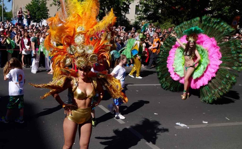 Karneval der Kulturen, Umzug