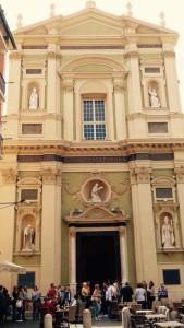 Nizza Highlights, Cathédrale Saint-Réparate am Place Rosetti