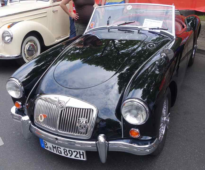 Berlin, Classic Days, Oldtimer, MG