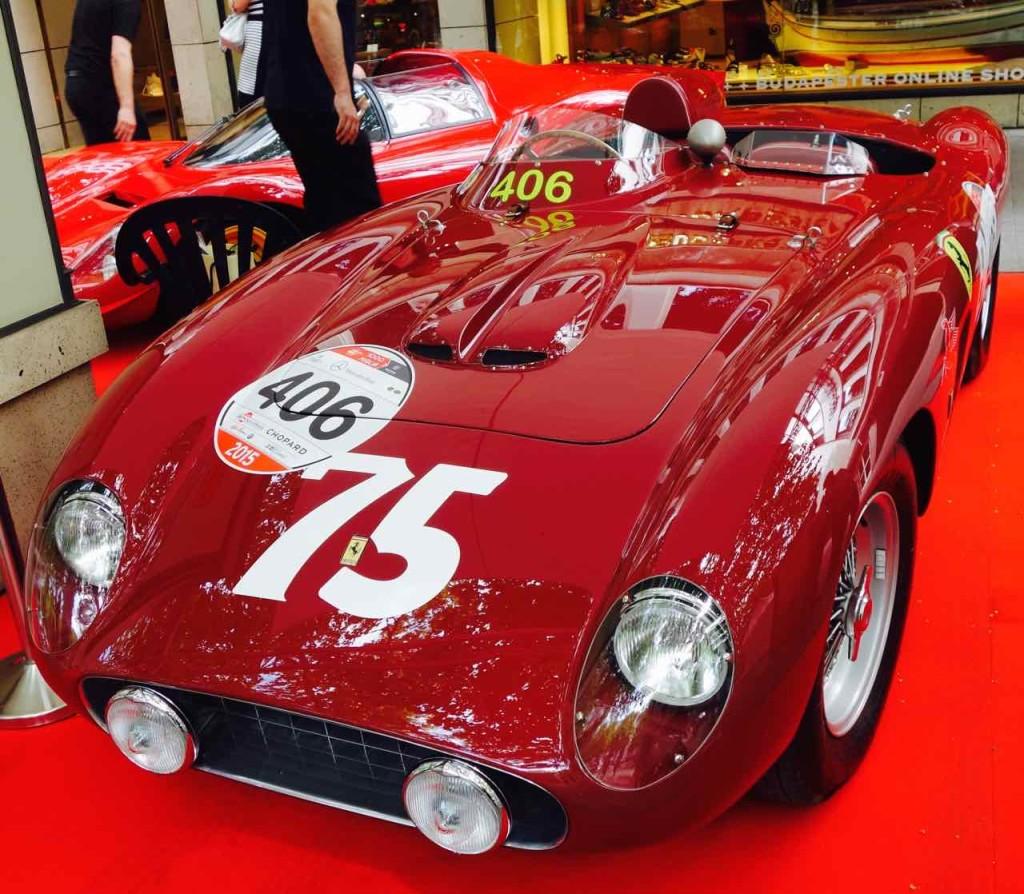 Classic Days, Berlin, Oldtimer, Ferrari