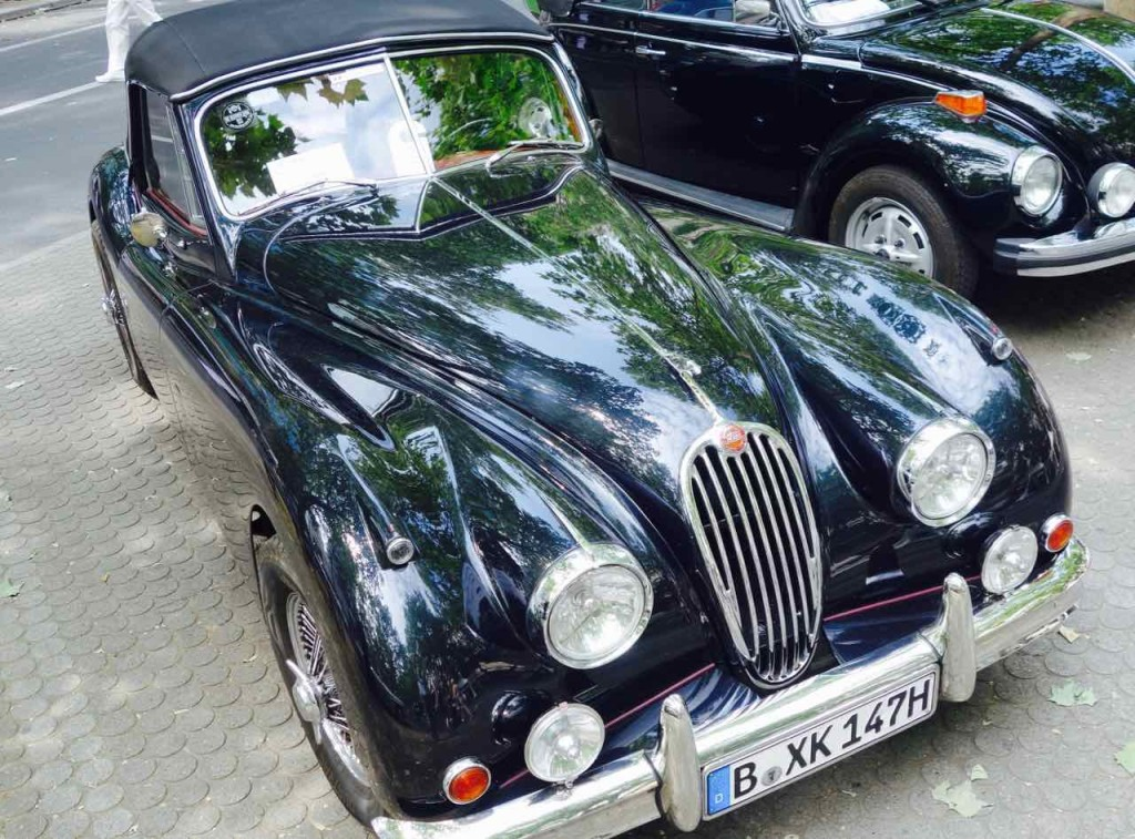 Classic Days, Berlin, Oldtimer, Jaguar