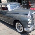 Classic Days Berlin,Oldtimer Mercedes-Benz 300